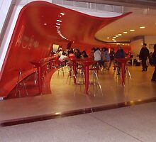 Starship MacDonalds!!!   (Charles De Gaulle airport : Paris France)  by Rusty  Gladdish