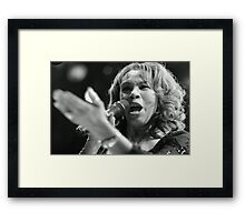 Young Hearts Run Free Framed Print