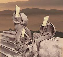 Desert women by mrsaraneae