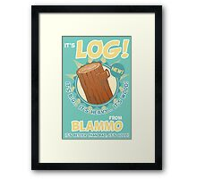 It's Better Than Bad, It's Good! Framed Print