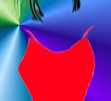 Radiant Red © Vicki Ferrari by Vicki Ferrari