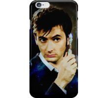 Doctor Who, 10 iPhone Case/Skin