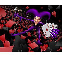 The Gambler Photographic Print