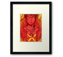 One Piece - Luffy 2.0 [no text] Framed Print