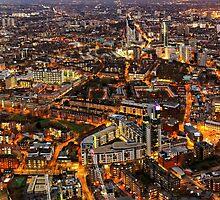 City Lights, London, United Kingdom by atomov