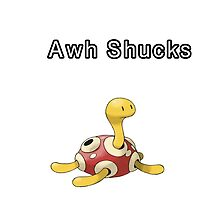 Awh Shuckles by Meltsc