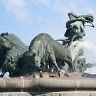 Gefion Fountain, Copenhagen by Allen Lucas