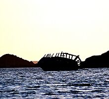 donegal shipwreck by paul35