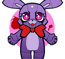 Chibi Bonnie by Affanita