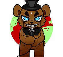 Chibi Freddy by Affanita