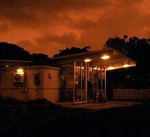 Red Dawn Market by njordphoto
