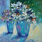 Spring Flowers by Claudia Hansen