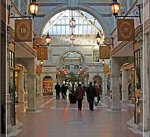 Grosvenor Shopping Centre - Chester by Harri