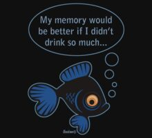 Memory Dilemma of a Fish by Bootee