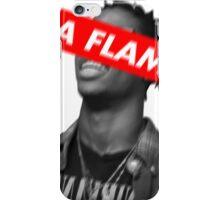 Travi$ Scott LA FLM (BLK&WHT) iPhone Case/Skin