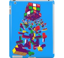 The God Cube iPad Case/Skin