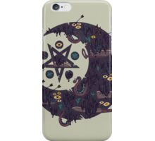 The Dark Moon Compels You to Fuck Shit Up iPhone Case/Skin