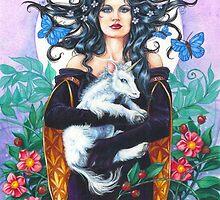 Baby Unicorn by Jane Starr Weils