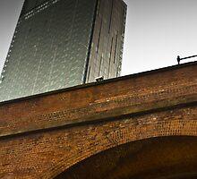Hilton Above Deansgate Locks by loquela