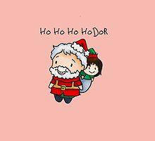 Ho Ho Ho Hodor by charsheee
