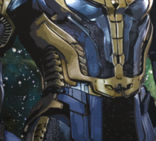 Thanos - Guardians of the Galaxy Sticker