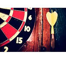darts Photographic Print