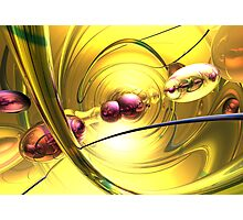 Baubles and Torus Photographic Print