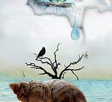 Ocean of tears by Angelique Brunas