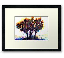 Tree Promise Framed Print