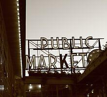 Public Market by George Grimekis