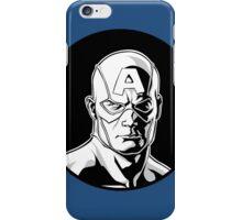 Captain America Icon Image iPhone Case/Skin