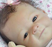 Estelle reborn doll :D  by Cassie Peek
