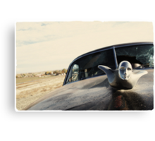 Caddy Hood Ornament Canvas Print