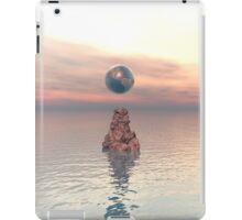 Earth Above The Sea iPad Case/Skin