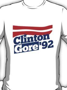 Clinton Gore 92 T-Shirt