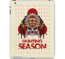 Hunting Season iPad Case/Skin