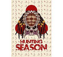 Hunting Season Photographic Print