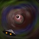 Exiting Wormhole Transit by S McKoy