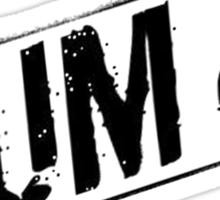 Sum 41 Shirt Sticker