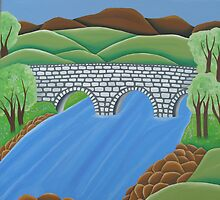 Drowe's Bridge by averystudios