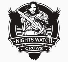 NightsWatch Crows by Alpha-Attire