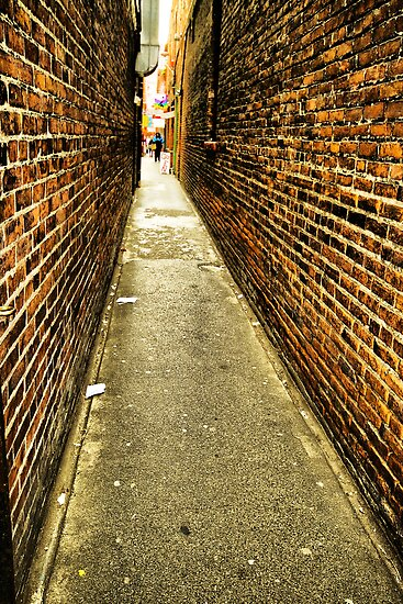 Fan Tan Alley by Wendi Donaldson