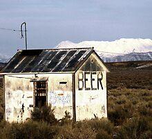 Beer Shack - Faust, Utah by Ryan Houston