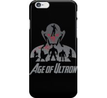 Avengers - Age of Ultron  iPhone Case/Skin