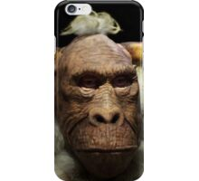 Somewhere near the end of the End of Time iPhone Case/Skin