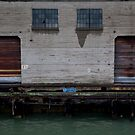 Dockside, San Francisco by Ben Herman