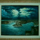 Malta's Grand Harbour by BRIMMER