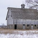 unique two story old barn by Dave & Trena Puckett