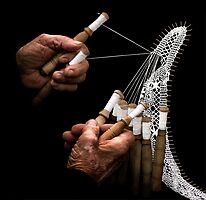 The Lacemaker by Imber