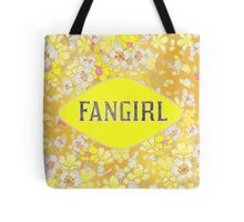 FANGIRL - FLORAL YELLOW Tote Bag